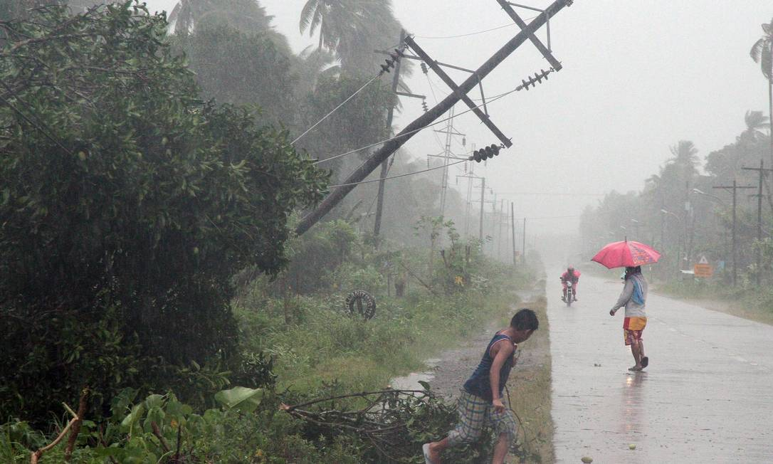 Segundo autoridades, mais 56 mil pessoas foram obrigadas a deixar suas casas AFP/STR