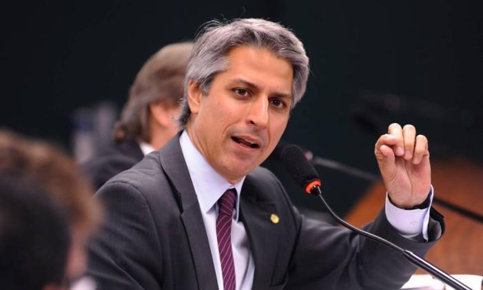 Deputado federal Alessandro Molon (PT-RJ), relator do Marco Civil Foto: Divulgação / Laycer Tomaz / Câmara dos Deputados