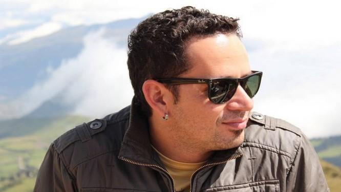 Aly Muritiba, diretor do curta 'A fábrica' Foto: Reprodução