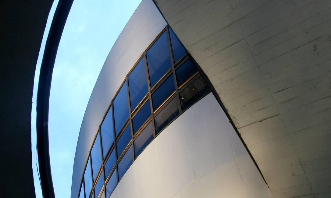 Museu de Arte Contemporânea em Niterói Márcia Foletto / Agência O Globo