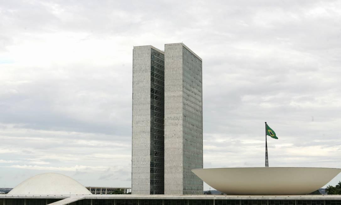 Congresso Nacional Ailton de Freitas / Agência O Globo