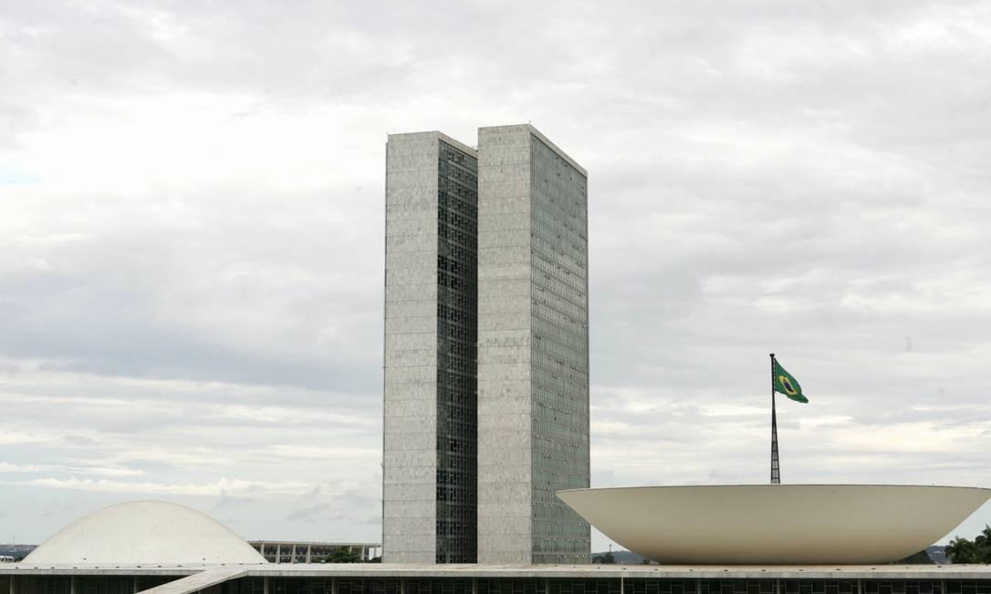 Congresso Nacional Foto: Ailton de Freitas / Agência O Globo