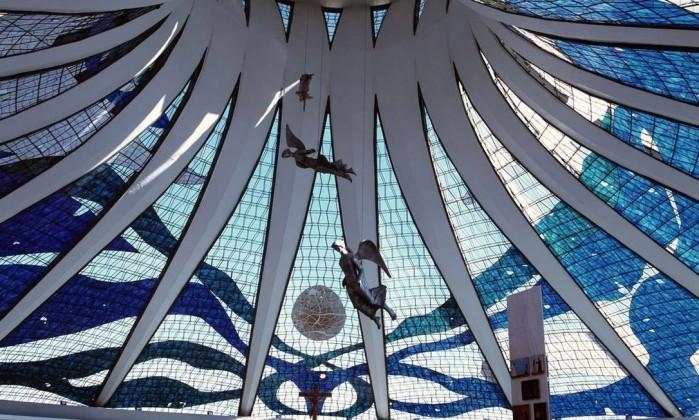 Catedral de Brasília Divulgação