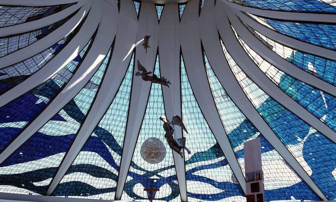 Catedral de Brasília Foto: Divulgação