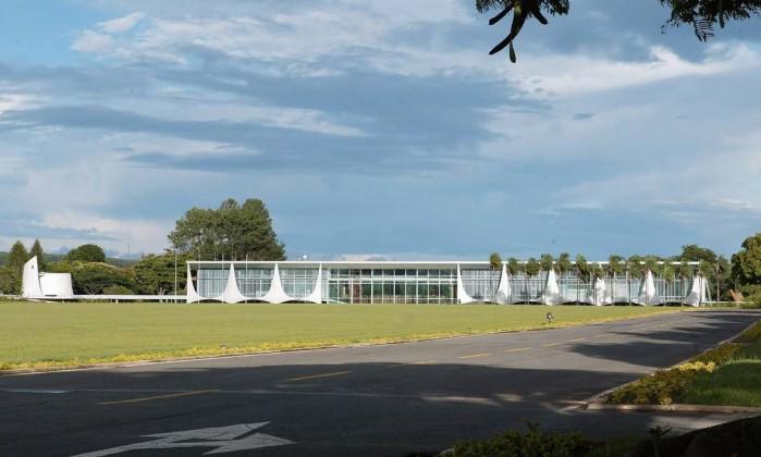 Palácio da Alvorada Ailton de Freitas / Agência O Globo