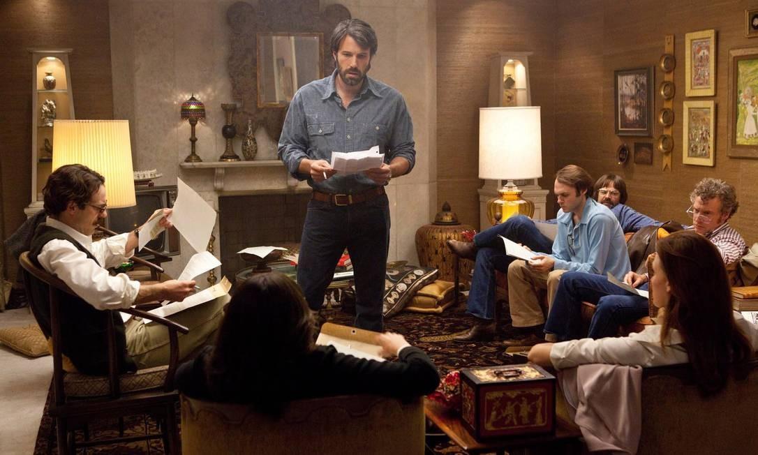 """O ex-agente da CIA é vivido por Ben Affleck no filme """"Argo"""", que se passa em 1979 Foto: Divulgação"""