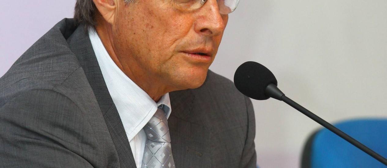 Oswaldo de Oliveira indicou a contratação de Rafael Marques em 2012 Foto: Jorge William / O Globo