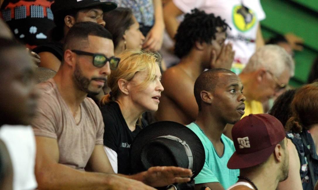 Madonna retornou ao Rio depois de se apresentar em São Paulo Cezar Loureiro
