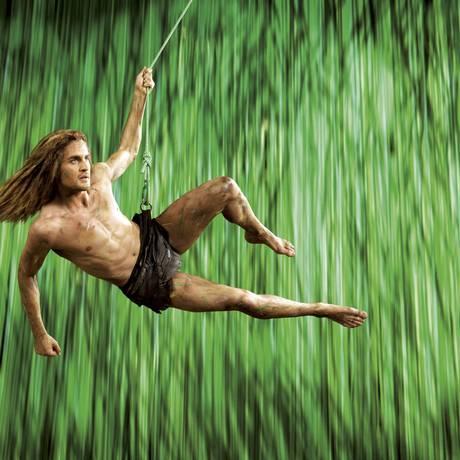 """""""Tarzan"""" deu mais certo em Hamburgo que no resto do mundo Foto: Divulgação"""