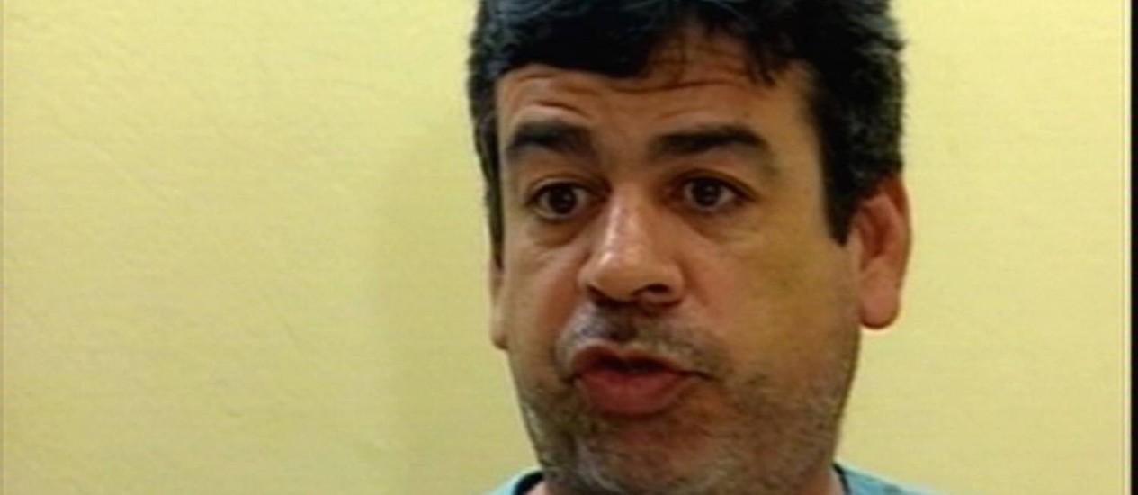 Freud Godoy, ex-assessor do Presidente Luiz Inácio Lula da Silva Foto: TV Globo / Reprodução