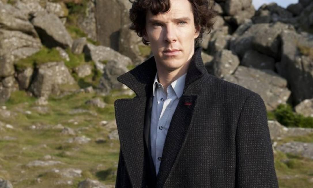 Benedict Cumberbatch interpreta o Necromancer, um dos nomes usados por Sauron, na época em que era o senhor da fortaleza de Dol Guldur, e o dragão Smaug. Para fazer o dragão, Cumberbatch passou pelo mesmo processo de captura de movimento usado com Andy Serkis para criar Gollum Reprodução