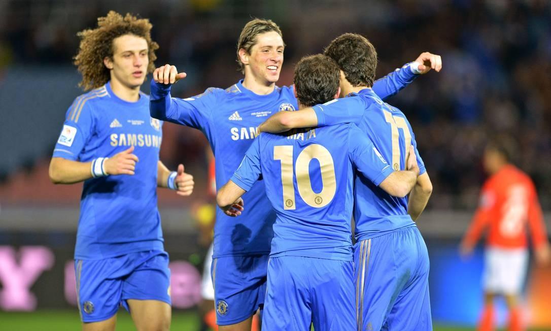 Chelsea pode ter mudanças no time para o jogo contra o Corinthians - Jornal  O Globo 83a31d39eeeb5