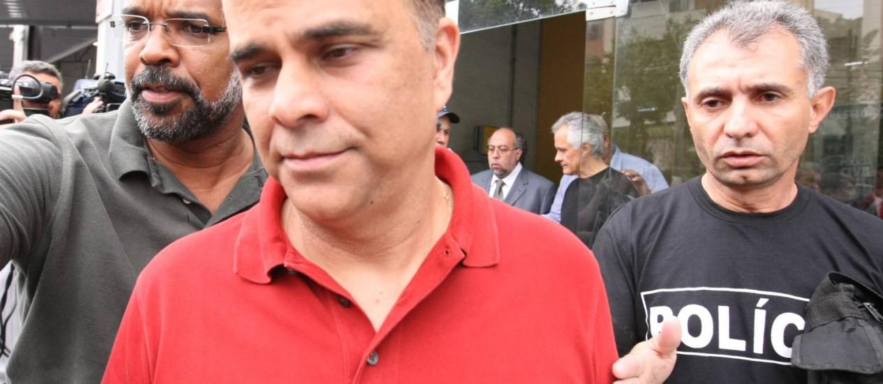 Marcos Valério, condenado pelo STF, despertou reações de petistas em defesa de Lula Foto: Marcelo Prates/Hoje em Dia