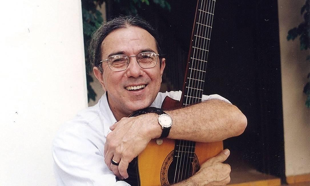 Gereba (na foto) idealizou o disco a partir de conversas que teve com o Rei do Baião em 1985 Foto: Divulgação/ Ronaldo Barroso