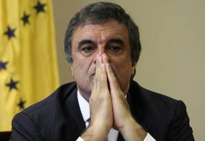 Ministro da Justiça, José Eduardo Cardozo. Foto: Agência O Globo / André Coelho