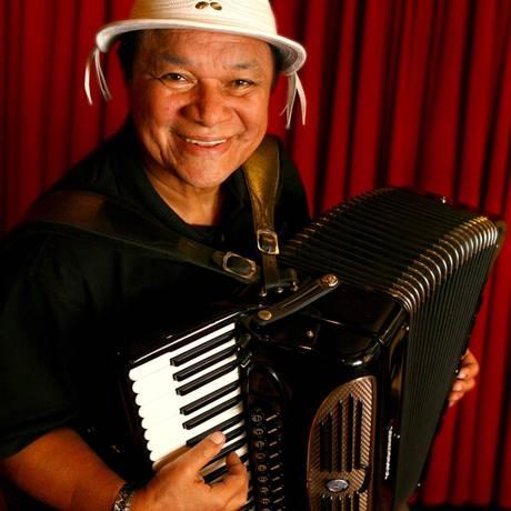 O compositor pernambucano Dominguinhos Foto: Divulgação