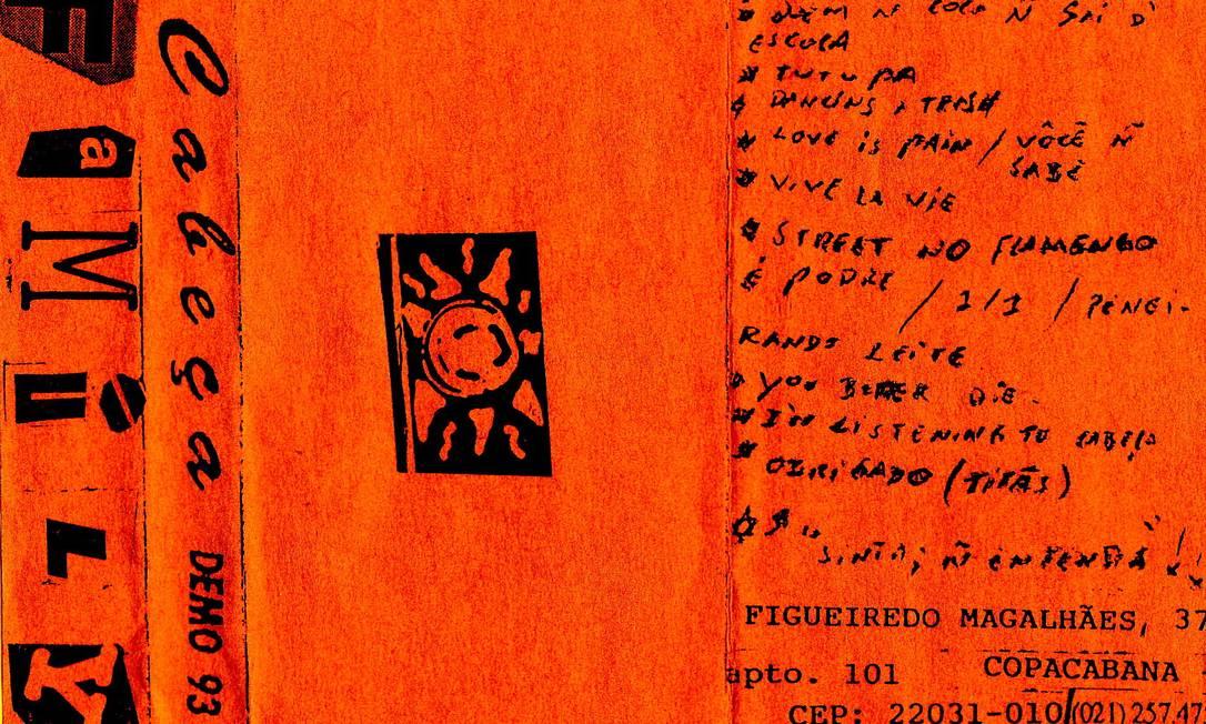 Fitas ajudaram a formar cena independente que alimentou as bandas surgidas nos anos 2000 Foto: Divulgação