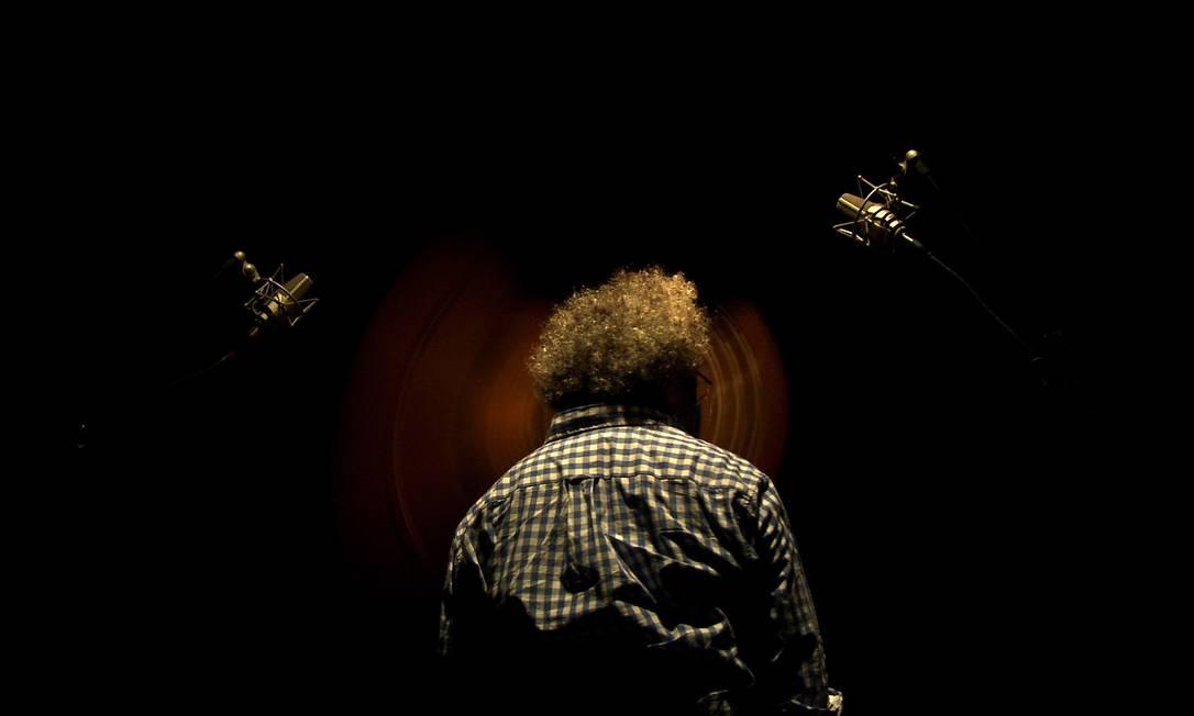 """Competição. """"Material de composição"""", de Pedro Aspahan, é um dos cinco """"docs"""" entre os sete filmes em disputa Foto: Divulgação"""
