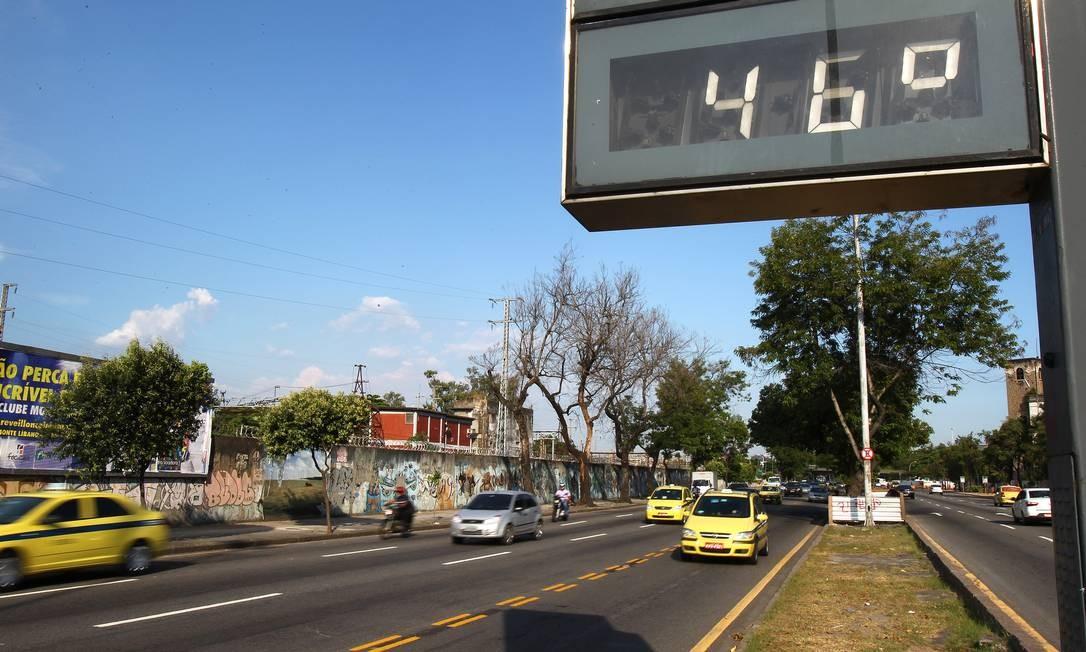 Calor forte pode levar corpo ao colapso; veja como se proteger - Jornal O  Globo