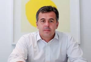 José Eduardo Araújo, da GAP Asset Management: gestores estão se adaptando ao novo cenário de juros Foto: Agência O Globo / Pedro Kirilos