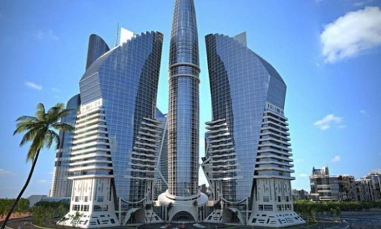Qual será a altura do próximo prédio mais alto do mundo? Foto: Reprodução internet