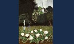 A pintura 'Le Jardin', de Matisse Foto: Reprodução