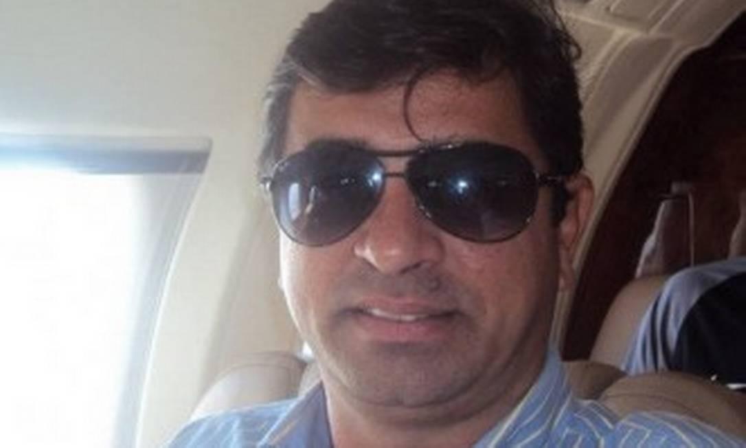 O radialista Renato Machado Gonçalves que foi assassinado em São João da Barra Foto: Arquivo pessoal