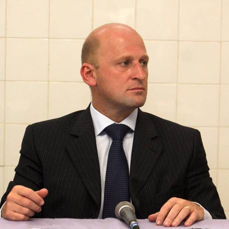 Depoimento. Fabrício Dazzi, marido de juíza, foi um dos intimados pelo CNJ Foto: Helen Souza/Folha da Manhã/22-11-2012