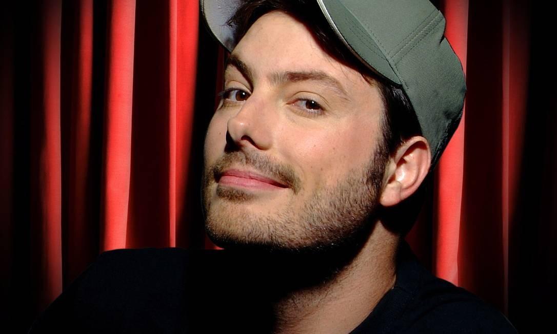 Danilo Gentili, apresentador da Band, faz comentário no Twitter e irrita ativistas gays Foto: Divulgação
