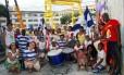 Blocos de carnaval da Zona Portuária foram revitalizados junto com o bairro