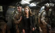 "Cena de ""A hora mais escura"" que pode sofrer boicote no Oscar Foto: AP"