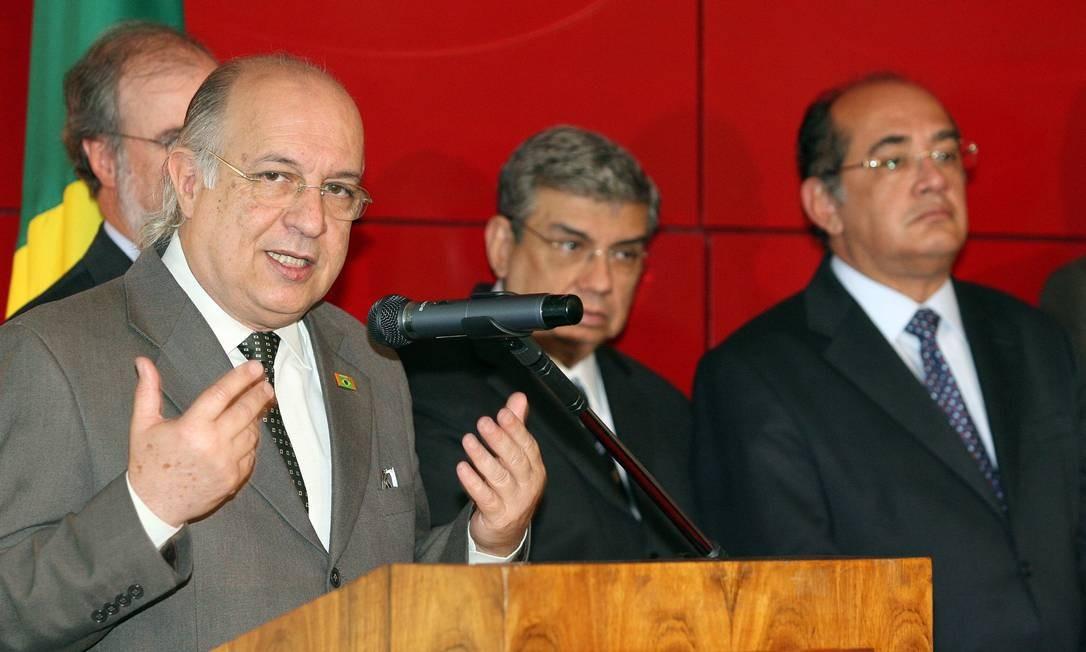 Paulo Vanucchi, ex-secretário Nacional de Direitos Humanos Foto: Aílton de Freitas / Arquivo O Globo