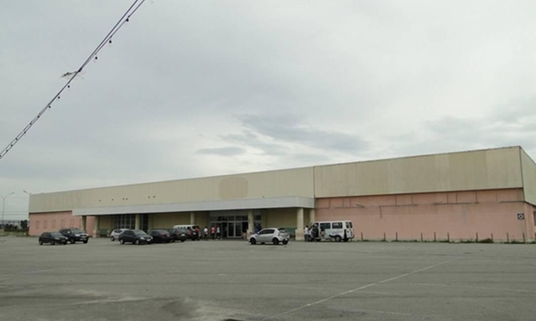 O novo Centro de Convenções da Região dos Lagos será em prédio desapropriado pela prefeitura de Cabo Frio Foto: Foto: divulgação