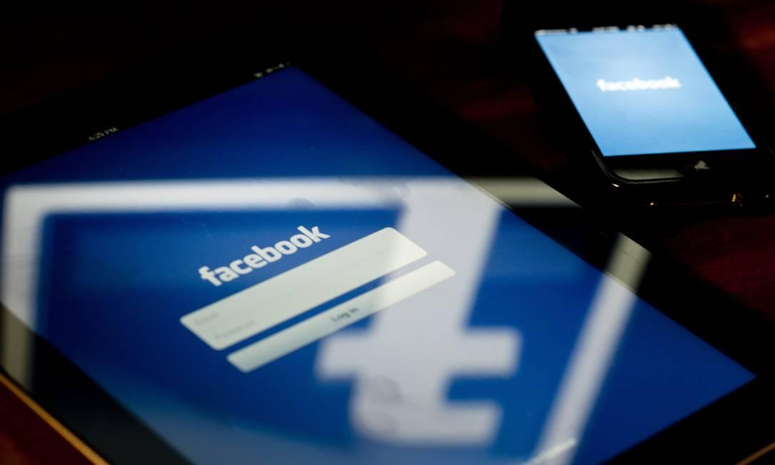 Diferentemente de serviços como Skype, da Microsoft, e Facetime, da Apple, a rede social não está oferecendo conversas por vídeo. Foto: BRENDAN SMIALOWSKI / AFP
