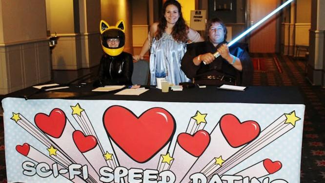 Ryan glitch speed dating