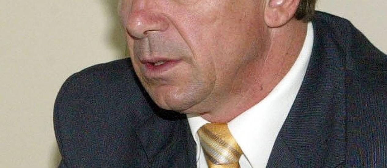 Ivo Cassol, em 2008 Foto: Givaldo Barbosa / Agência O Globo