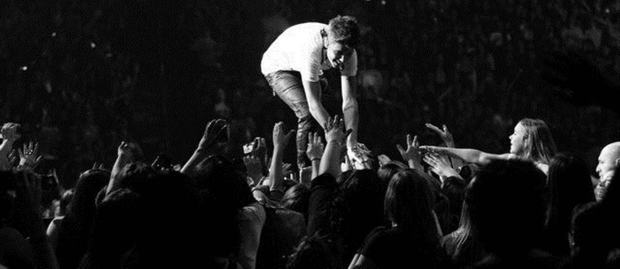 Agora, Bieber é líder de seguidores na rede social Foto: Divulgação