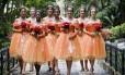 Foliãs que cresceram junto com o Gigantes da Lira vão dançar valsa para comemorar os 15 anos do bloco