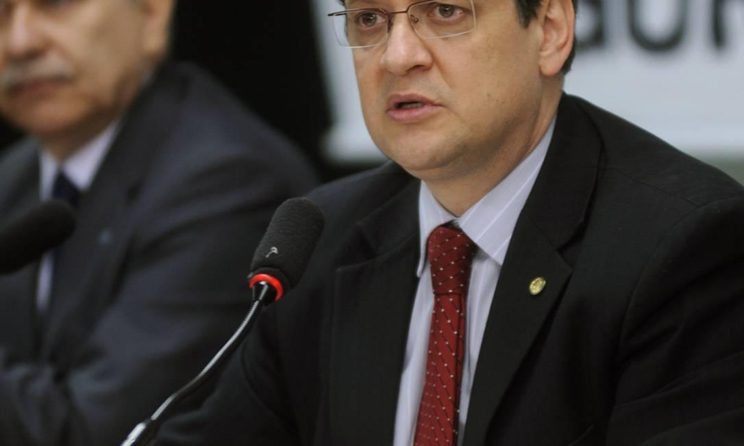 O líder do PSB na Câmara, Beto Albuquerque (RS) Foto: Câmara dos Deputados/25/01/13