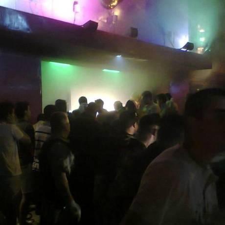 Tumulto na saída da boate Kiss, em Santa Maria, depois do incêndio Foto: Mauricio Barbosa / Zero Hora