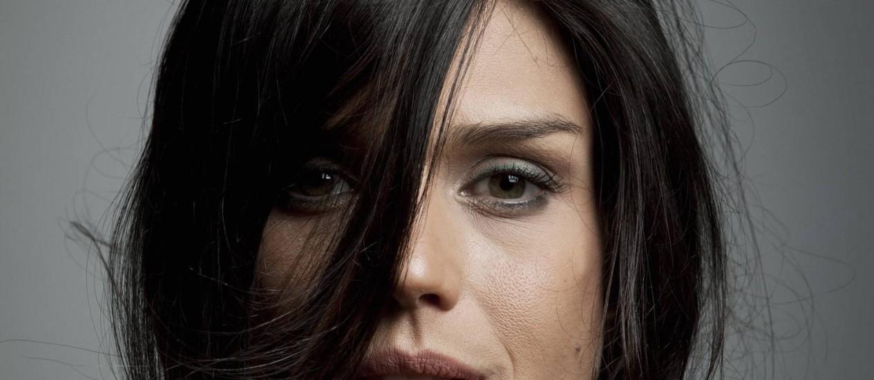 Karina gravou seu disco em Paris, Nova York, São Paulo e Salvador Foto: Divulgação