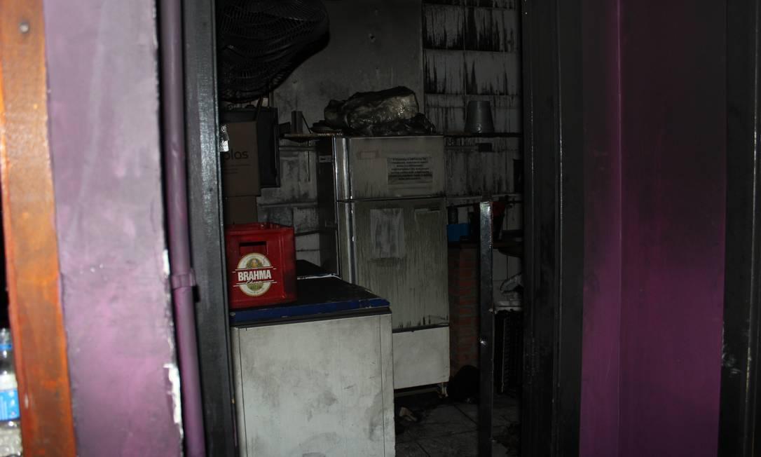 Imagens revelam como ficou a boate Kiss após o incêndio Divulgação / Polícia Civil do RS