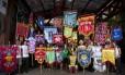 No desfile de domingo o Escravos da Mauá vai homenagear novos e antigos blocos da região