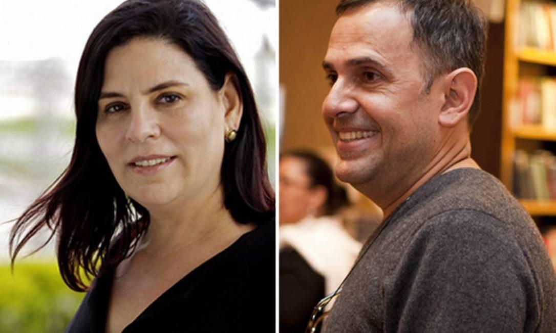 Eloysa Simão e Paulo Borges: fusão imposta Foto: O Globo
