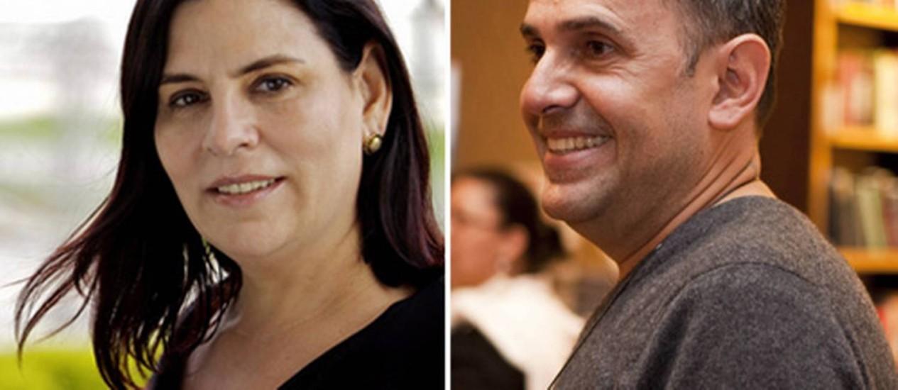 Eloysa Simão e Paulo Borges: fusão imposta Foto: Divulgação