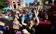 Pela primeira vez em 13 carnavais, Céu na Terra promove um baile de rua, em Santa Teresa