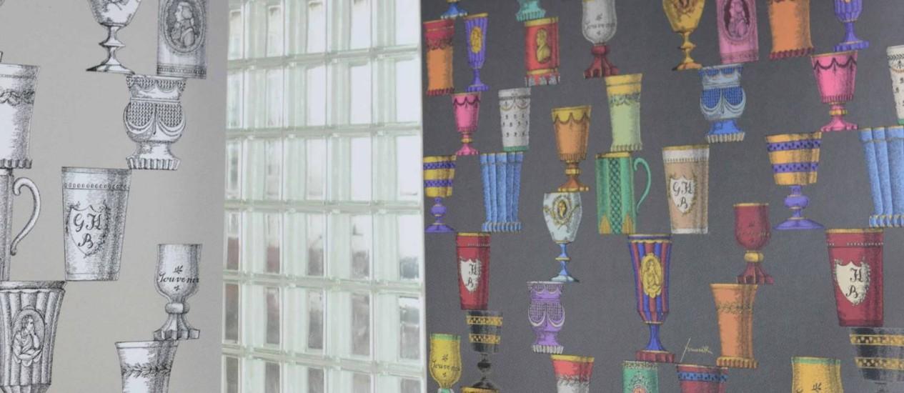Papel de parede da Guilha Foto: Divulgação