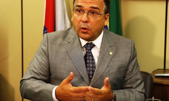 O deputado federal Sandro Mabel (PMDB-GO) em foto de arquivo - 25/01/2011 Foto: Ailton de Freitas / O Globo
