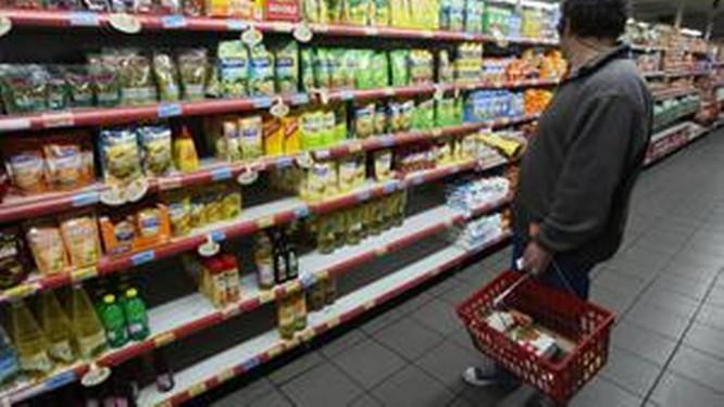 O controle de preços de produtos alimentícios na Argentina é uma prática que se repete, mas que nunca teve êxito Foto: Arquivo La Nación