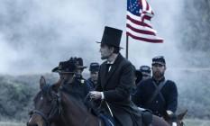 Cena de 'Lincoln', dirigido por Steven Spielberg e roteirizado por Tony Krushner Foto: Divulgação